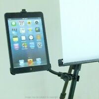 Dedicated Apple iPad MINI 2 / 3 Holder Clamp Mount for Artist Easel
