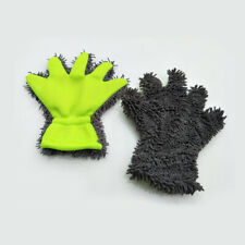 Microfiber Car Wash Glove Dust Cleaning Mitt for Indoor Outdoor Car Cleaning US