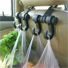 New Car Seat Coat Hook Purse bag hanging Hanger Auto Bag Organizer Holder ZH
