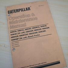 Caterpillar Cat Électrique Portée Diable 24 36 Volt Chariot Élévateur