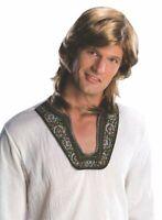Rubies 70s Guy Surfer Blonde Wig Adult Mens Halloween Costume Accessory 51848