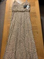 Women's Adrianna Appel Dress Size 6 0114