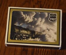 Union Pacific 3985 Steam Locomotive Poker Playing Cards by Gemaco