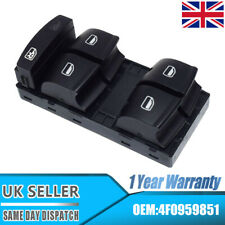 Electric Window Switch Console Front Right Side For AUDI A3 A6 Allroad S6 Q7 QS