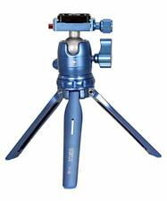Sirui Tischplatte Stativ 3T-15R Blau mit Kugelkopf B-00K
