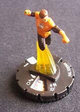 DC HEROCLIX GUERRA DE LUZ-Hal Jordan (Linterna Naranja) #011a
