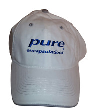 Mens Ouray Sportswear Pure Encapsulations Cap (One Size) White D4551