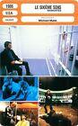 FICHE CINEMA FILM USA LE SIXIEME SENS / MANHUNTER Réalisateur Michael Mann
