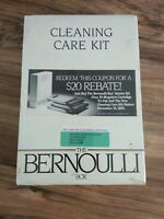 Rare IOMEGA The Bernoulli Box CLEANING CARE KIT SEALED