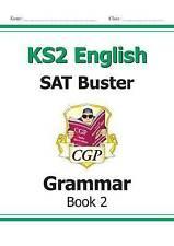 KS2 English SAT Buster Grammar Book 2 9781782942757 CGP SATS New