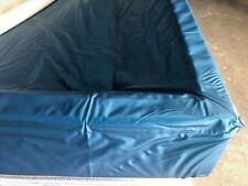 Queen Size Waterbed Safety Liner For a Soft Sided water bed contour safety liner