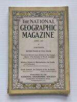 National Geographic Magazine - April 1922 - Modern Scenes In Mesopotamia