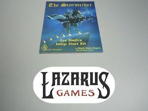 Ars Magica: The Stormrider - Jump Start Kit (White Wolf)