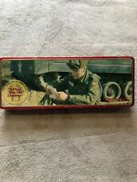 Elvis Candy Tin Container Russel Stover Candy 2000 Collectible Tins