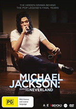 Michael Jackson - Searching For Neverland (DVD, 2019)