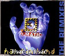 3-O-Matic - Hand In Hand (The Remixes) - CDM - 1995 - Eurodance 4TR