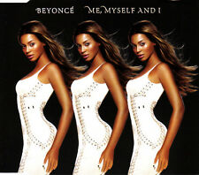 MAXI CD Beyoncé KNOWLES	Me, Myself And I 5-track jewel case