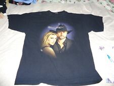 "Tim McGraw & Faiyh Hill Soul 2 Soul Tour 2000 "" [x- large ] +"