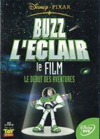 DVD BUZZ L'ECLAIR LE FILM WALT DISNEY