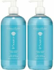 Set of 2 Crabtree And Evelyn La Source Conditioning Hand Wash 16.9 fl Oz 500 mL