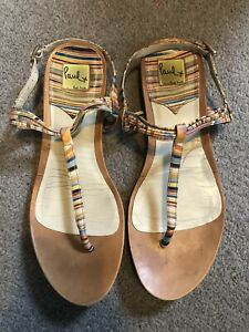 Paul Smith Sandals Size 4 RRP £120