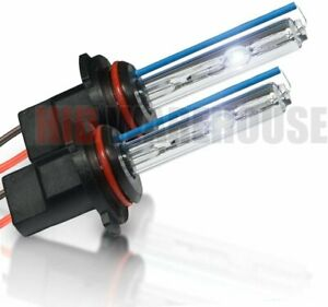HID-Warehouse HID Xenon  Bulbs - 9006 6000K - Light Blue (1 Pair)
