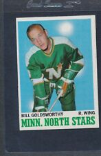 1970/71 Topps #046 Bill Goldsworthy North Stars EX/MT *106