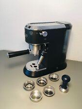 De'Longhi Dedica Style EC 685.BK Espresso Siebträgermaschine Schwarz
