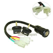 Zongshen 190cc Z190 Off On Light Key Switch 5 Wires 2 Plugs For Pit Dirt Bike
