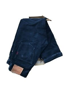 Iron Heart 555-03 21oz Denim Jeans Size 31