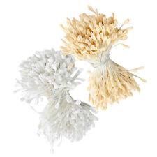 640 teile / los Doppelköpfe DIY Künstliche Mini Blume  Staubblatt