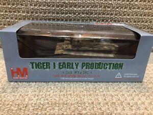 Hobby Master 1:56 Tiger I, Early Production, No.8, SPzKp Meyer 'Strotch', HG0102
