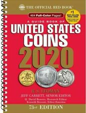 2020 Red Book Of Us Coins Soft Cover Softcover Redbook In Stock And Shipping