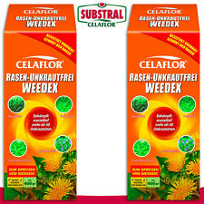 Substral Celaflor 2 x 400 ml Rasen-Unkrautfrei WEEDEX