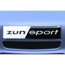 ZUNSPORT BLACK FRONT CENTRE GRILLE for PORSCHE BOXSTER 987.1 TIPTRONIC 2005-08