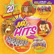Various Artists : Jugo De Hits CD