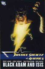 Justice Society of America: Black Adam and Isis (Jsa), Dale Eaglesham, Jerry Ord