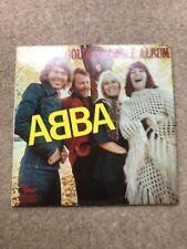 ABBA – Golden Double Album - France 2LPs