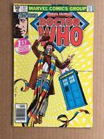 Marvel Premiere # 57 ~ 1st Doctor Who in Comics (1980) ~ Comic Book