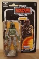Star Wars Black Series 40th Anniversary Empire Strikes Back Boba Fett