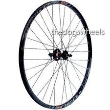 "Novatec 27.5"" QR Mountain Bike MTB Bicycle Disc Front Wheel Black 650B"