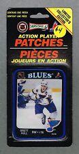 1993/94 Brett Hull St Louis Blues Nhl Hockey Seasons Player Patch