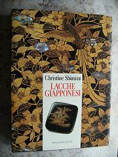 CHRISTINE SHIMIZU: LACCHE GIAPPONESI - MONDADORI, 1988
