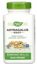 Natures Way Astragalus Root -- 470 mg - 100 Capsules