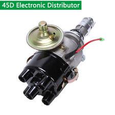 Electronic Ignition Distributor W/ Ignitor For Mini Mgb Austin Triumph Etc O6J2