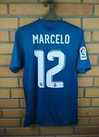 Marcelo Real Madrid Jersey 2018 Third XS Shirt BR3539 Soccer Football Adidas