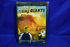 Riding Giants (DVD, 2005, Special Edition) RESEALED