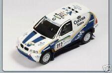 Spark BMW X5 8TH Dakar 2004 Mevius/guehennec, 1:43 #212