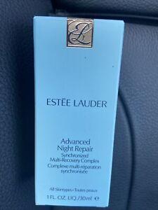 Estée Lauder Advanced Night Repair Face Serum - 30 ml NEW