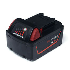 For Milwaukee 48-11-1850 48-11-1840 M18 RED LITHIUM 18V XC 4.0Ah Battery